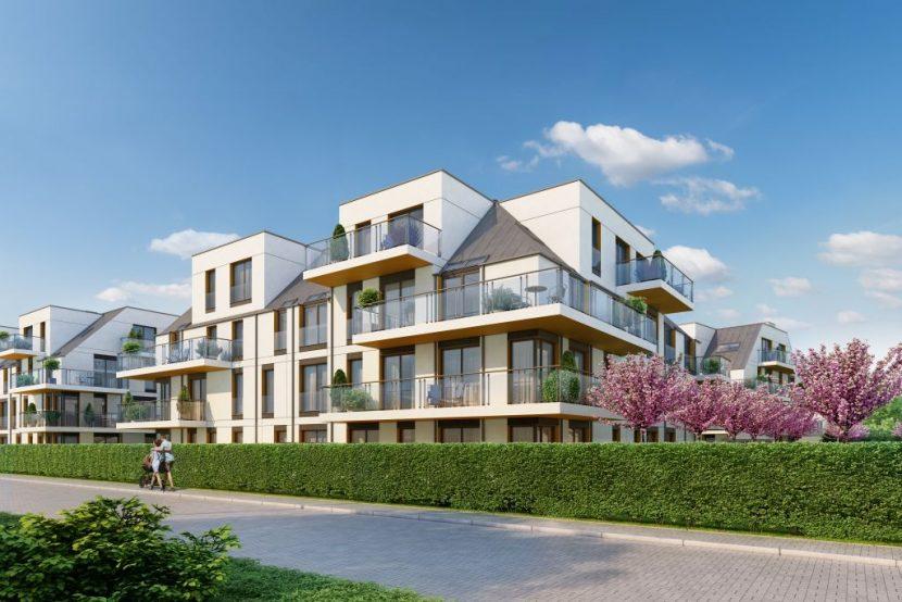 Lokum Villa Nova - jedna z nowych inwestycji we Wrocławiu